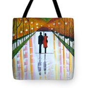 A Rainy Dayii Tote Bag