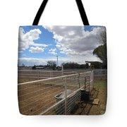 A Ranch Scene Tote Bag