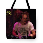 A Real Drummer Tote Bag