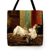 A Reclining Odalisque Tote Bag