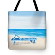 A Relaxing Day Tote Bag