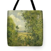 A Rest In The Meadow Tote Bag