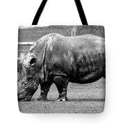 A Rhinoceros Tote Bag