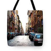 A Rome Street Tote Bag