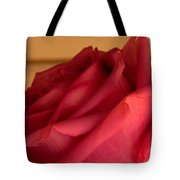A Rose In Horizonal Tote Bag