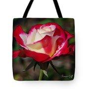 A Rose Is A Rose II Tote Bag