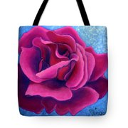 A Rose Is A Rose.. Tote Bag