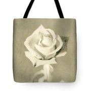 A Rose Of Alternate Processed Tote Bag
