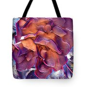 A Rose Of Red Tote Bag