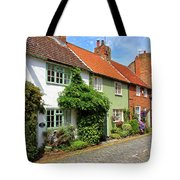A Row Of Cottages Tote Bag