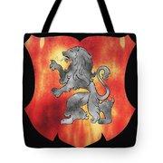 a Royal Crest Tote Bag