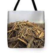 A Rubbish Pile Tote Bag