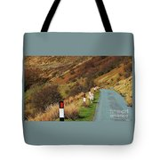 A Rural Vision From Wales Tote Bag