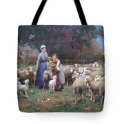 A Rustic Idyll Tote Bag
