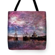 A Safe Anchorage Tote Bag