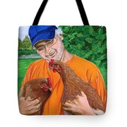 A Safe Place To Land Tote Bag