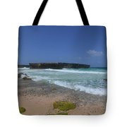 A Scenic Look At Boca Keto On The Island Of Aruba Tote Bag