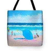A Sea Breeze Tote Bag