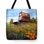 A Season For Everything Tote Bag