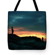 A Sense Of Loss Tote Bag