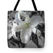A Sense Of Purity Tote Bag