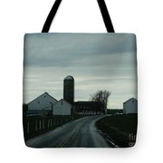A Serene Evening Tote Bag
