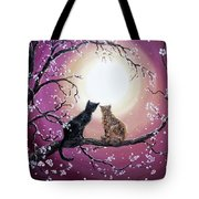 A Shared Moment Tote Bag