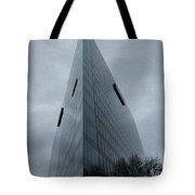 A Sharp Edge 4 - Winter Tote Bag