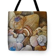 A Shell Of A Good Time Tote Bag