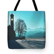 A Shining Light Tote Bag