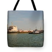 A Ships Guide Tote Bag