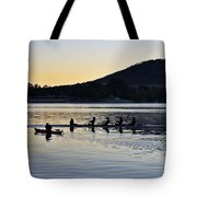 A Shot Across The Bow Tote Bag
