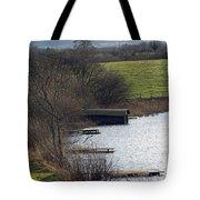 A Shropshire Mere Tote Bag