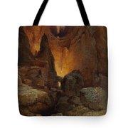 A Side Canyon, Grand Canyon Of Arizona Tote Bag