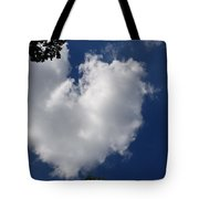 A Sign You Are Loved Tote Bag