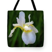 A Simple Purity Tote Bag by Kendall McKernon