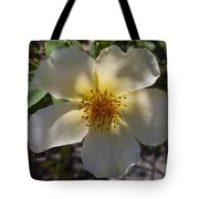 A Simple Rose Tote Bag