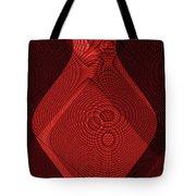 A Simple Vase Tote Bag