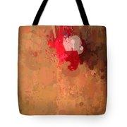 A Single Flower Speaks Volumes Tote Bag