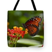 A Sip Of Milkweed Nectar Tote Bag