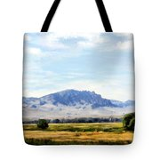 A Sleeping Giant Tote Bag