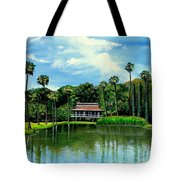 A Slice Of Paradise Tote Bag