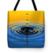 A Small Drop Of Hope Tote Bag