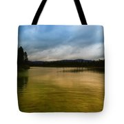 A Small Peice Of Paradise Tote Bag
