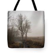 A Small Rural Creek  Tote Bag