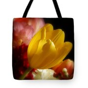 A Softer Shade Of Yellow Tote Bag