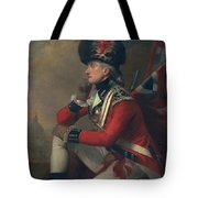 A Soldier Called Major John Andre Tote Bag by English School