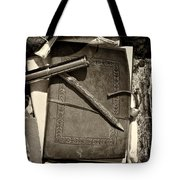 A Soldier's Recollection Tote Bag