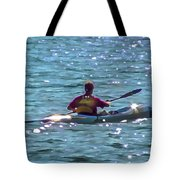 A Solitary Afternoon 2015 Tote Bag
