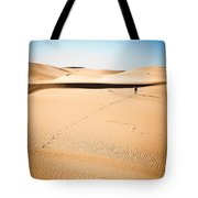 A Solitary Walk Tote Bag